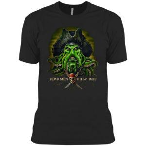2021 Dead Men Tell Tales shirt
