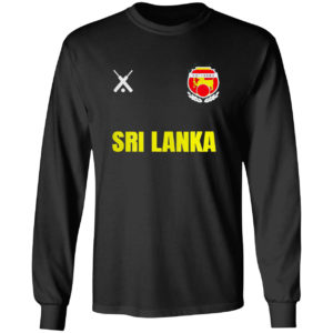 Sri lanka shirt