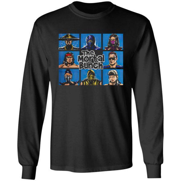 Trending The Mortal Bunch shirt