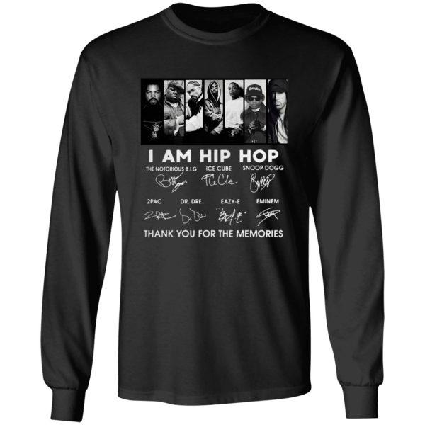 I am hip hop Snoop Dogg 2Pac shirt