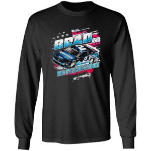 Brad keselowski team penske keystone light graphic shirt