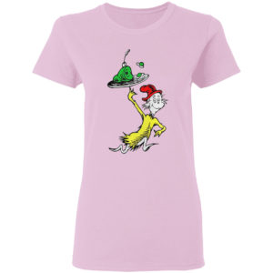 Dr Seuss Green Egg And Ham Shirt