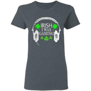 Irish I was gaming st patrick's day gamer tote hat shirt