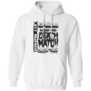 Kenny Omega Vs Jon Moxley Exploding Barbed Wire Death Match T-Shirt