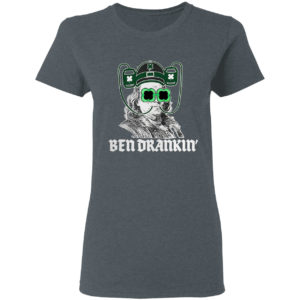 Ben Drankin Benjamin Franklin St Patricks Day shirt