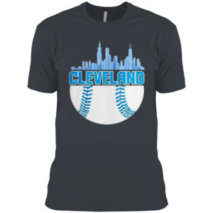 Cleveland Hometown Indian Vintage For Baseball Shirt