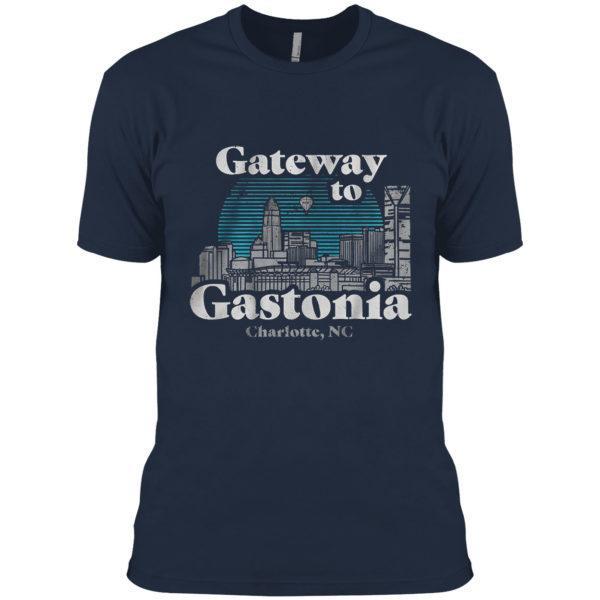 Gateway to Gastonia Charlotte shirt