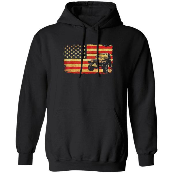 Jeep American flag 2021 shirt