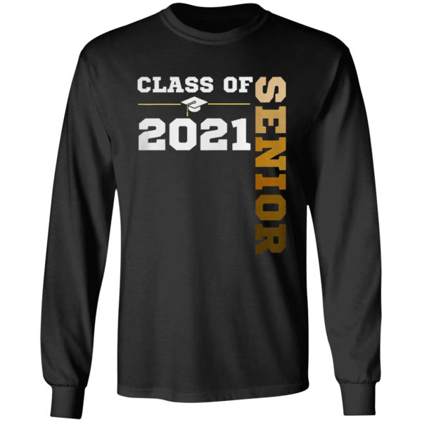 Class Of 2021 Hbcu Graduate Senior Shirt