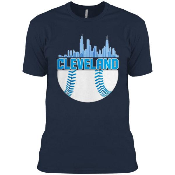 Cleveland Hometown Indian Vintage For Baseball Shirt
