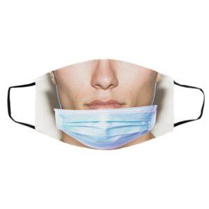 Bandit Prank Maskless Face Mask