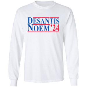 Desantis noem 24 shirt