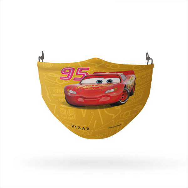 Cars 95 Reusable Cloth Face Mask