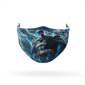 Batman Stormy Knight Reusable Cloth Face Mask