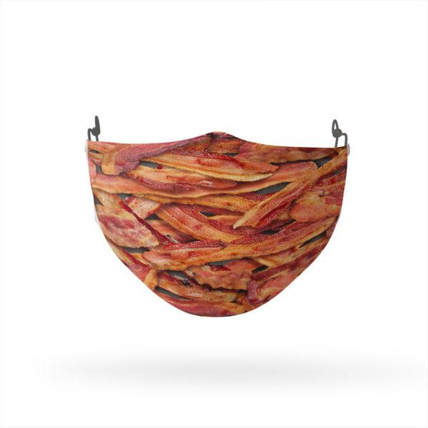 Bacon Collage Reusable Cloth Face Mask