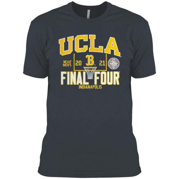 UCLA bruins 2021 ncaa men's basketball final four indianapolis shirt