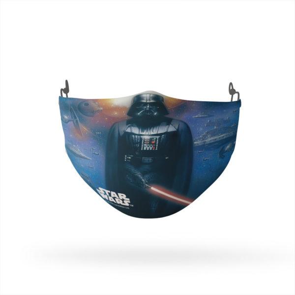 Darth Vader Painting Reusable Cloth Face Mask