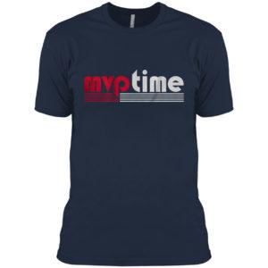 Is It Damian Lillard's MVP Time Shirt