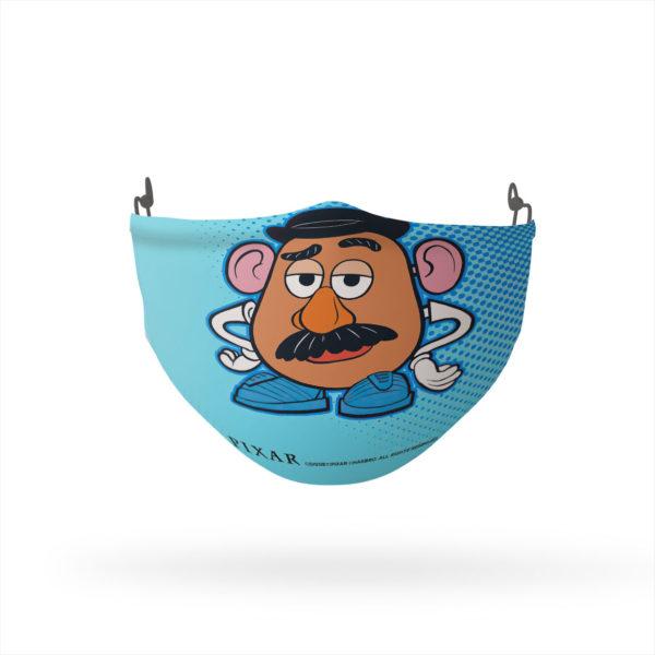 Mr. Potato Head Pose Reusable Cloth Face Mask