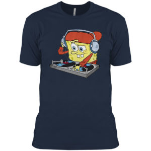 Bob esponja remix shirt