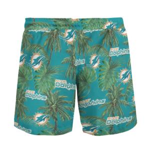 Miami Dolphins Tropical Hawaii Shirt, Shorts