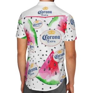 Corona Extra Beer Hawaiian Beach Shirt, Shorts