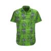 Seattle Seahawks Tropical Palm Tree Hawaii Shirt, Shorts