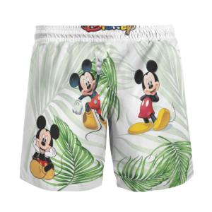 Mickey Mouse Disney Hawaiian Beach Shirt, Shorts