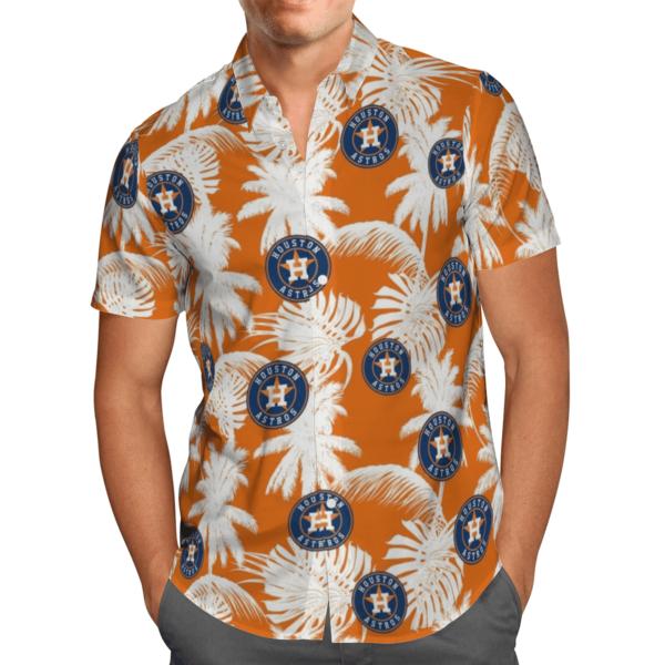 Houston Astros Tropical Hawaii Shirt, Shorts