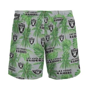 Las Vegas Raiders Tropical Hawaii Shirt, Shorts