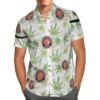 Lite Beer Hawaiian Beach Shirt, Shorts