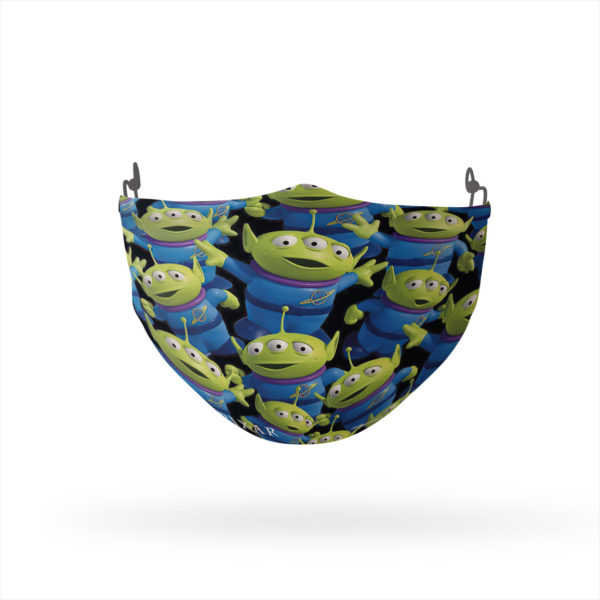 Toy Story We Come In Peace Reusable Cloth Face Mask