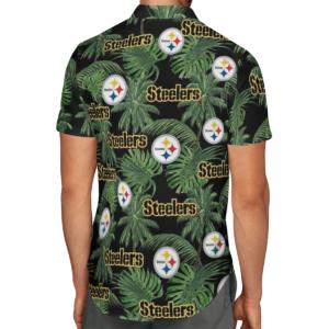 Pittsburgh Steelers Tropical Hawaii Shirt, Shorts