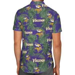 Minnesota Vikings Tropical Hawaii Shirt, Shorts