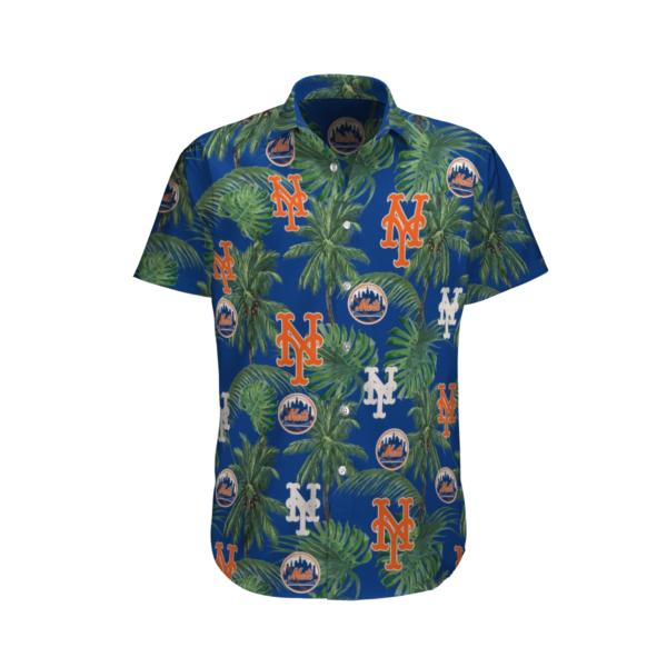 New York Mets Tropical Hawaii Shirt, Shorts
