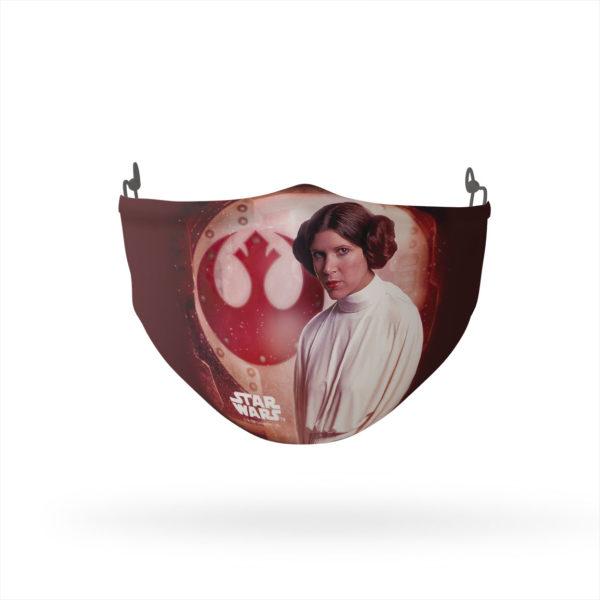 Star Wars Princess Leia Reusable Cloth Face Mask
