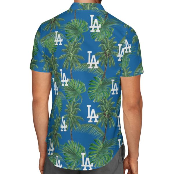 Los Angeles Dodgers Tropical Hawaii Shirt, Shorts