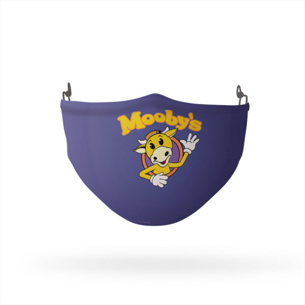 Jay and Silent Bob Mooby's Reusable Cloth Face Mask