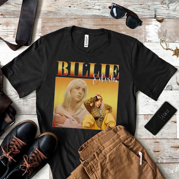 Vintage B. Eilish T-Shirt