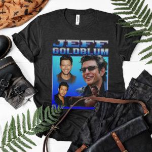 JEFF GOLDBLUM Tribute T-shirt
