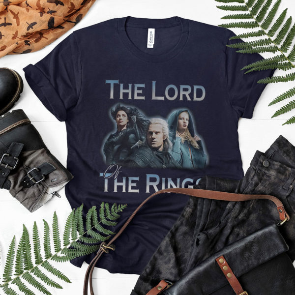 The Lord of The Rings t-shirt, ls, hoodie