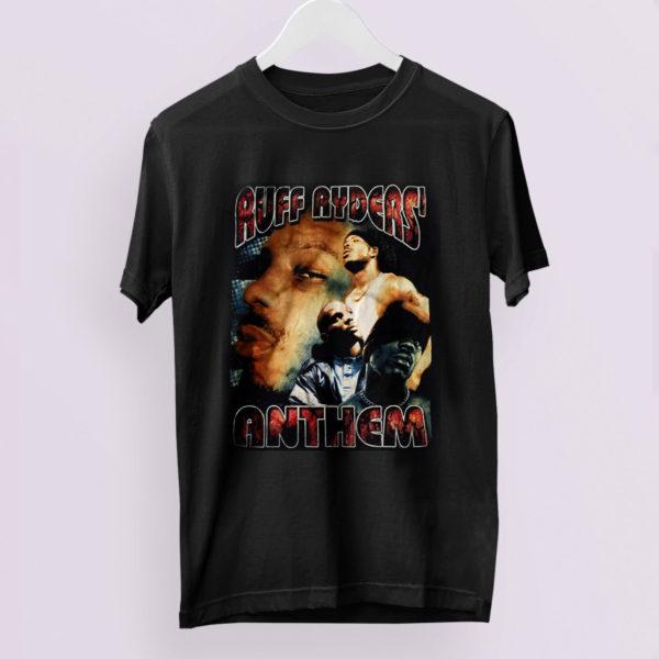 Vintage 90s Vintage Style DMX Ruff Ryders Anthem T-shirt