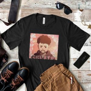 Yonaguni Bad Bunny T-Shirt