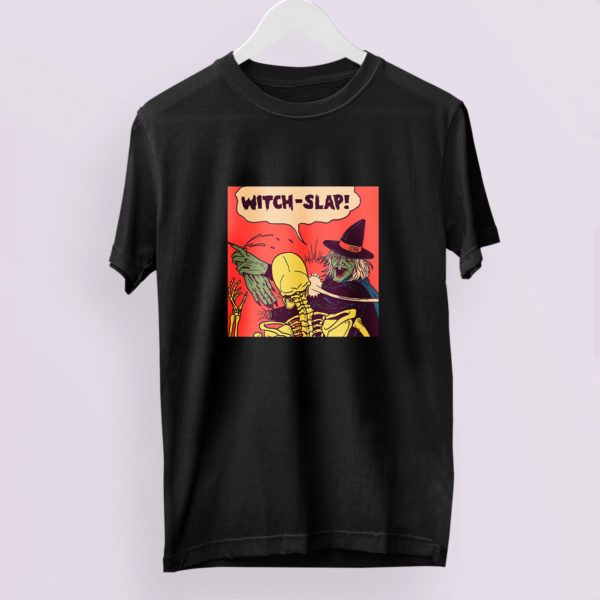 Witch Slap Batman T-shirt, LS, Hoodie