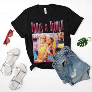 Paris Hilton and Nicole Richie T-shirt