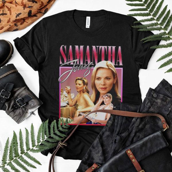 SAMANTHA And The City T-shirt