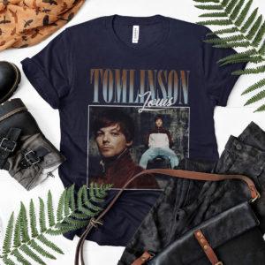 Vintage Louis Tomlinson Walls T-Shirt
