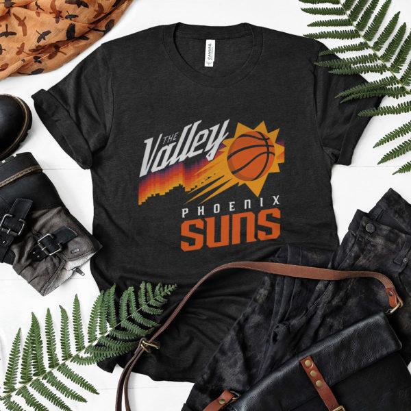 Basketball The Valley Phoenix Suns Shirt
