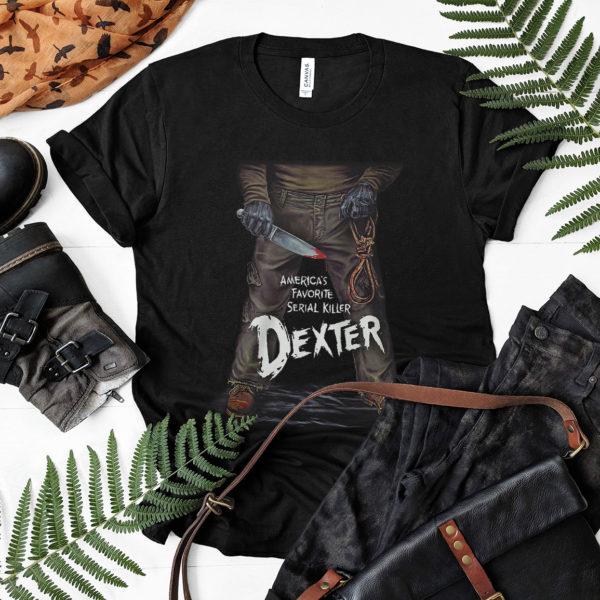 America's Favorite Serial Killer Dexter T-Shirt