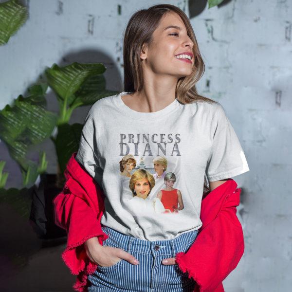 Vintage PRINCESS DIANA T-Shirt